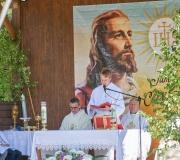 20210603 - Uroczystość z okazji święta Bożego Ciała w parafii św. Karola Boromeusza w Wejherowie
