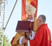 20210620 - 10 lecie istnienia parafii oraz Bierzmowanie